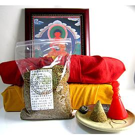 ~普賢佛教文物~ 藏香系列 ~ 西藏松柏粉^(又名雪松粉、香柏粉、神木香^) ^(粗^)