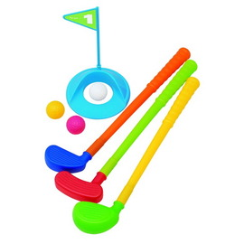 日本【ToyRoyal 樂雅】學步玩具 高爾夫球-TF7516