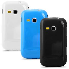 samsung Galaxy Mini 2 S6500 手機軟殼保護套/保護殼/TPU軟膠套/果凍套