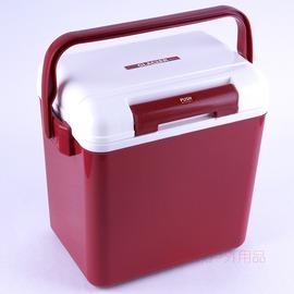 D-2779 CAPTAIN STAG 日本鹿牌保冷冰箱冰筒8公升(紅色)冰桶保冷箱8L (日本製)