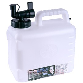 M-6949 CAPTAIN STAG 日本鹿牌抗菌水箱5L水桶(可另加購M-8670水桶架)五公升