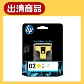 ^( ^) HP C8773WA^(02^) 黃色 墨水匣 PSC3110 3310 C5