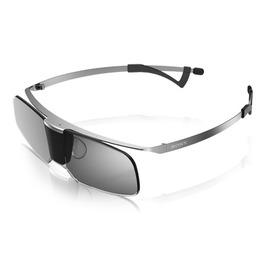 【新力//索尼】《SONY》鈦輕型3D眼鏡《TDG-BR750/TDGBR750》比TDG-BR250更輕、佩帶起來更舒適