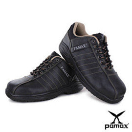 PAMAX 帕玛斯专利气垫安全鞋:(人体工学气垫鞋垫)★★★(工作安全鞋.钢头安全鞋鞋)★一双多用途的休闲鞋功能鞋P04601H男女适用