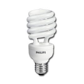 PHILIPS飛利浦 T3~HELIX 27W 110V 865 白光 麗晶 省電螺旋燈管