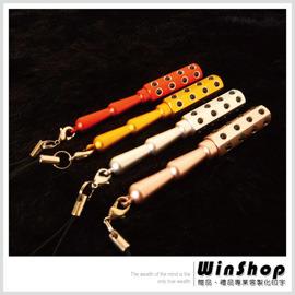 【winshop】B1342 迷你攜帶型24鍺粒滾輪美容棒/外銷日本款美顏棒吊飾按摩頸部臉部穴道穴位按摩