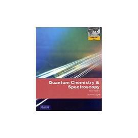 教科書 Quantum Chemistry  Spectroscopy 2 e
