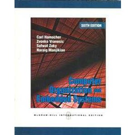 Computer Organization and Embedded Systems 6