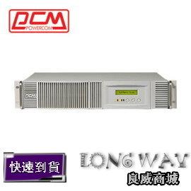 LINE ^~ 科風 UPS 多用途智能型液晶顯示在線式 先鋒系列 機架式1500VA 1