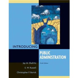 INTRODUCING PUBLIC ADMINISTRATION 6 E 2009  P