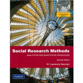 Social Research Methods: Qualitative and Quan