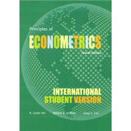 Principles of Econometrics 4 E 2012 ^(ISV^)