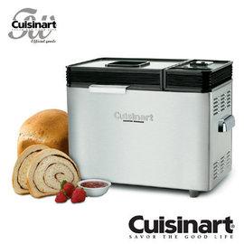 ◤贈300元7-11禮品卷◢ Cuisinart 美膳雅 微電腦全自動 製麵包機 CBK-200TW **六期零利率**