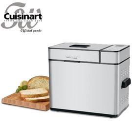 美國Cuisinart 微電腦全自動製麵包機 CBK-100TW **六期零利率**