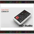 弘達影音多媒體 iAUDIO COWON X9 黑色 PMP 16G 觸控螢幕數位影音播放器 8G 16G 32G 另有白色 公司貨
