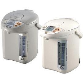 ZOJIRUSHI 象印 日本原裝 4 L 微電腦 電動給水 熱水瓶 CD-LGF40