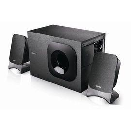 新音耳機音響專賣 Edifier M1370 三件式 2.1聲道 多媒體電腦木質喇叭  C