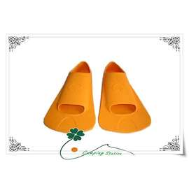 大林小草~UL15 訓練用短蛙鞋 台灣製、短筒橡膠蛙鞋