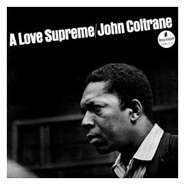 AS77 John Coltrane  A Love Supreme  約翰.柯川  崇高