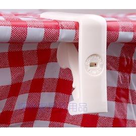 ZC55810 塑膠桌布夾(四入裝)  (桌布需另購)