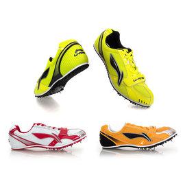 LI-NING 男女獵鷹專業跑釘鞋(李寧 運動 田徑 跑步 競賽 免運【02010317】≡排汗專家≡