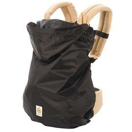 美國【 Ergobaby 】背帶防雨防風罩- 黑色