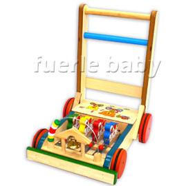 新5號(木輪)助步車