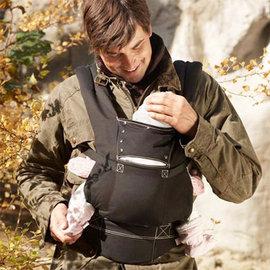 品 包裝NG ~【美國 ERGObaby】爾哥寶寶背巾 嬰童背帶  型- 黑色 貨