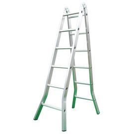 二關節多功能折合鋁梯/折梯5尺