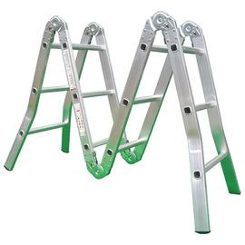 六關節多功能折合鋁梯/折梯8尺