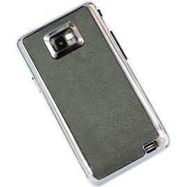 SAMSUNG GALAXY SII i9100 /I-9100/S2 電鍍背蓋-荔枝紋系列