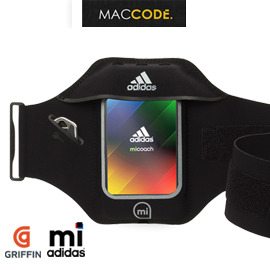 Griffin Adidas miCoach Armband 臂帶 iPhone  iPo