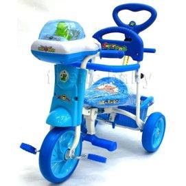 太空人聲光兒童三輪車(0400)