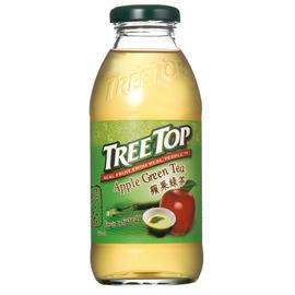 ~TreeTop~樹頂蘋果綠茶360ml 24瓶