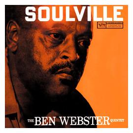 MGV8274 班.韋伯斯特五重奏  心靈寄所  Ben Webster Quintet