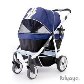 ~ 價5580元~IBIYAYA依比呀呀寵物推車~IBBI頭等艙~藍色FS1202~NB