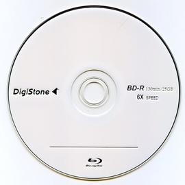 ◆下殺!!免 ◆DigiStone 國際版 A 藍光 Blu~ray 6X BD~R 25