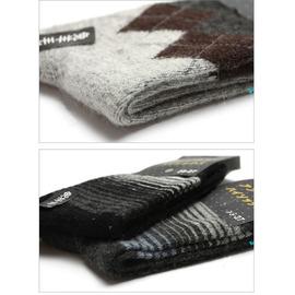 (特賣↘)時尚 加厚兔羊毛保暖襪~男款  ◇/兔羊毛襪/羊毛男襪