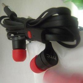 HTC MAX 301原廠線控扁麵條式立體聲耳機(3.5mm)適用Radar C110E/Rhyme S510B/Touch2 T3333/Tattoo A3233/Smart F3188