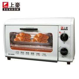 ~上豪~~SUNHOW~6L雙旋鈕小烤箱~OV~0685 OV0685~