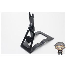 ╭~酷榮單車~╮032~028~YI 可伸縮L型展示 維修用立車架黑色 540元