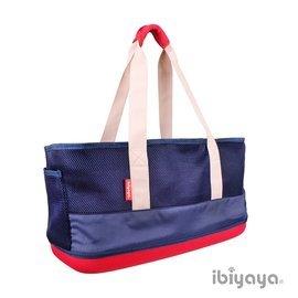 IBIYAYA翼比_輕•網布臘腸包~2色FC1526~D~B 寵物提袋 外出袋 寵物袋 提