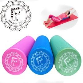 ~Fun Sport~立沛活~瑜珈滾棒  瑜珈柱 瑜珈滾輪 按摩滾輪 Foam Rolle