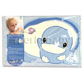 KUKU酷咕鴨親水透氣嬰兒乳膠枕(KU2047)