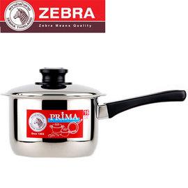 ~斑馬ZEBRA ~不鏽鋼PRIMA單把高鍋^(2L 16CM^) 166861