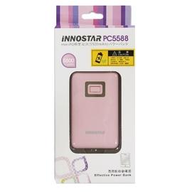 賀威科技 iNNOSTAR PC~5588 行動電源 ^(5500mAh^) ^(粉紅^)
