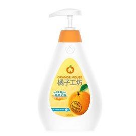 橘子工坊碗盤蔬果洗潔液500ml