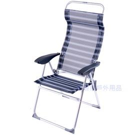 HFC003比利時Decuyper夏慕尼鋁合金透氣網布五段式休閒椅斜躺椅沙灘導演椅
