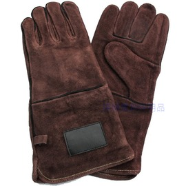 SP450高質感耐熱雙層皮革手套 (內裏可拆洗)類似snow peak款 荷蘭鍋必備