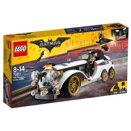 樂高LEGO BATMAN MOVIE 蝙蝠俠 Scarecrow Special Del